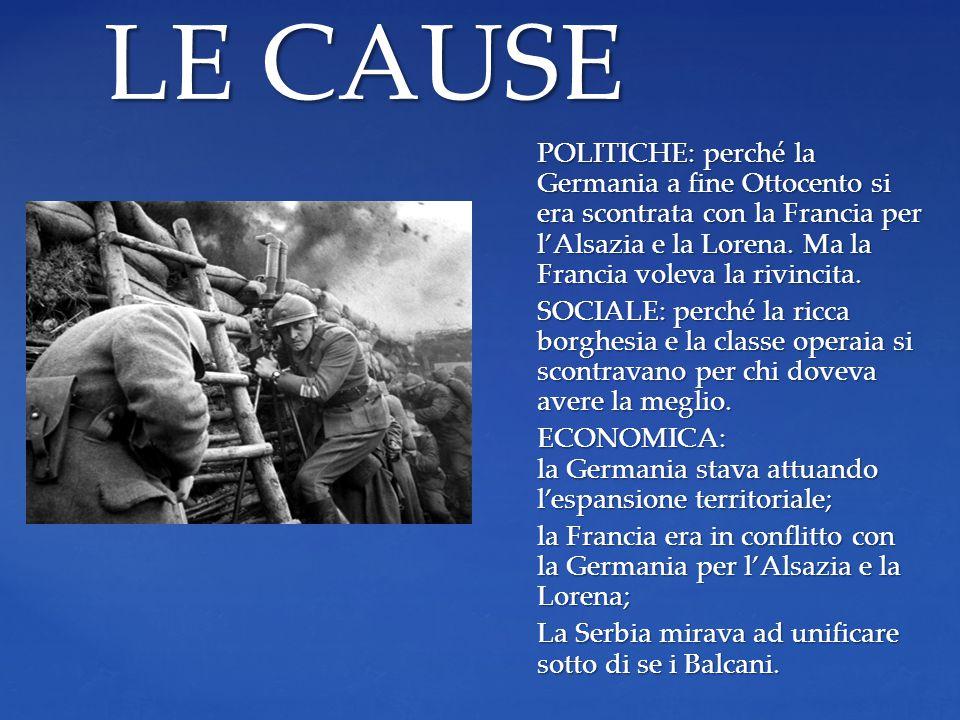 Inizialmente l'Italia rimase neutrale, avrebbe dovuto affiancare la Triplice Alleanza, ma l'alleanza firmata era un accordo a scopo difensivo.