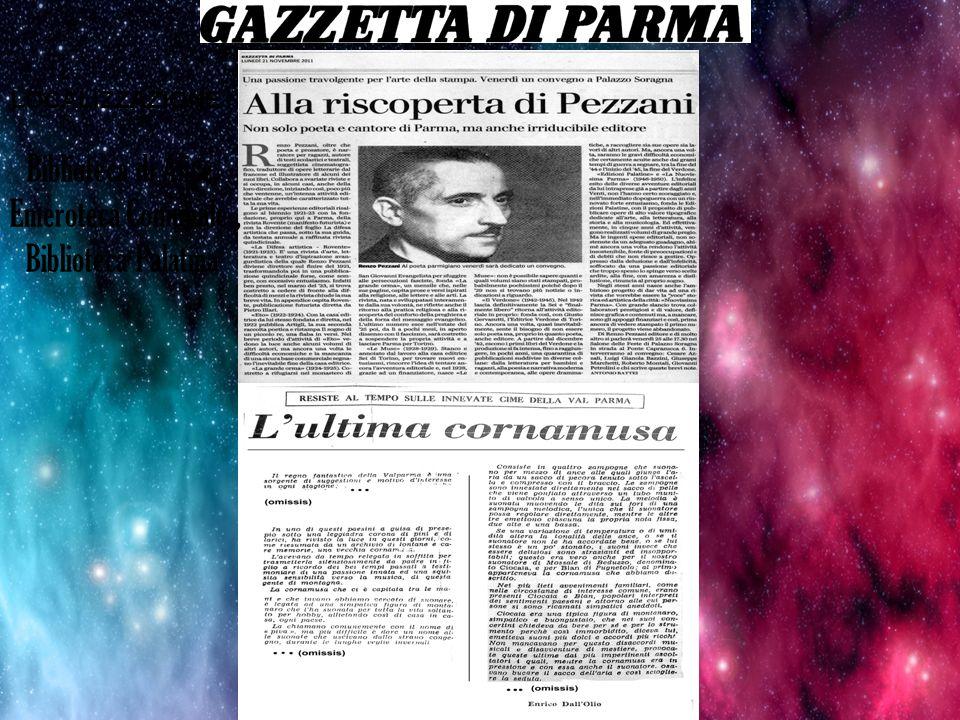Malacoda «Questo periodico, il cui nome vuole esprimere una visione del mondo non sempre conforme alle opinioni oggi predominanti....