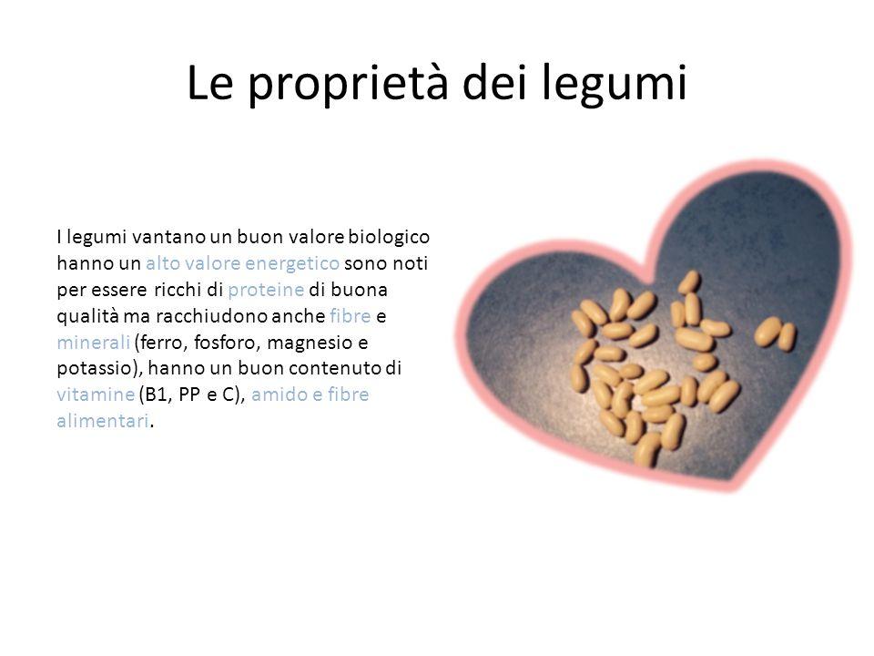 Cosa sono i legumi? I legumi sono dei semi commestibili della pianta della famiglia delle leguminose. Sono la base dell'alimentazione umana, perché so