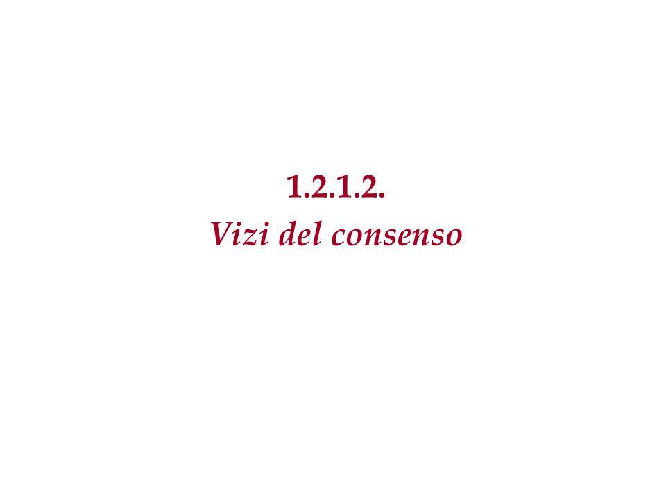 1.2.1.2. Vizi del consenso