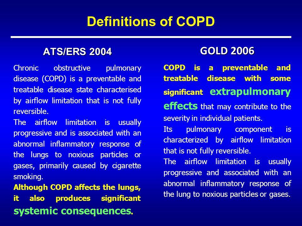 Riacutizzazione di BPCO o lung attack .