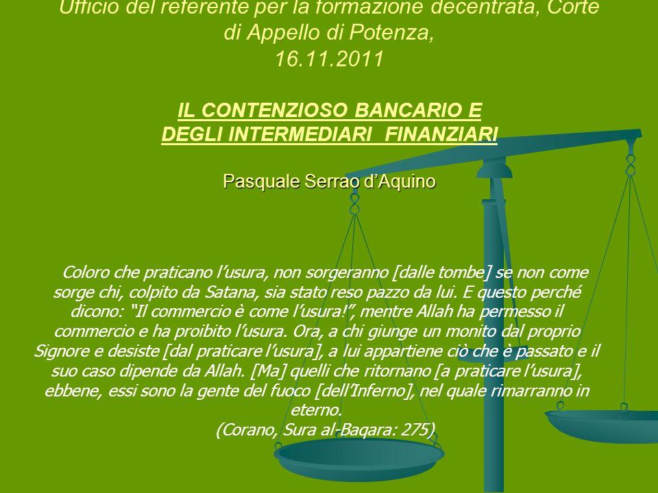 Causa del contratto in derivati e controllo giudiziale Funzione economico sociale o causa in concreto.
