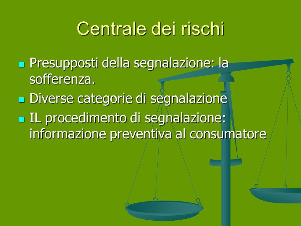 Rimedi giudiziari Legittimazione passiva: banche e/o Banca d'Italia.