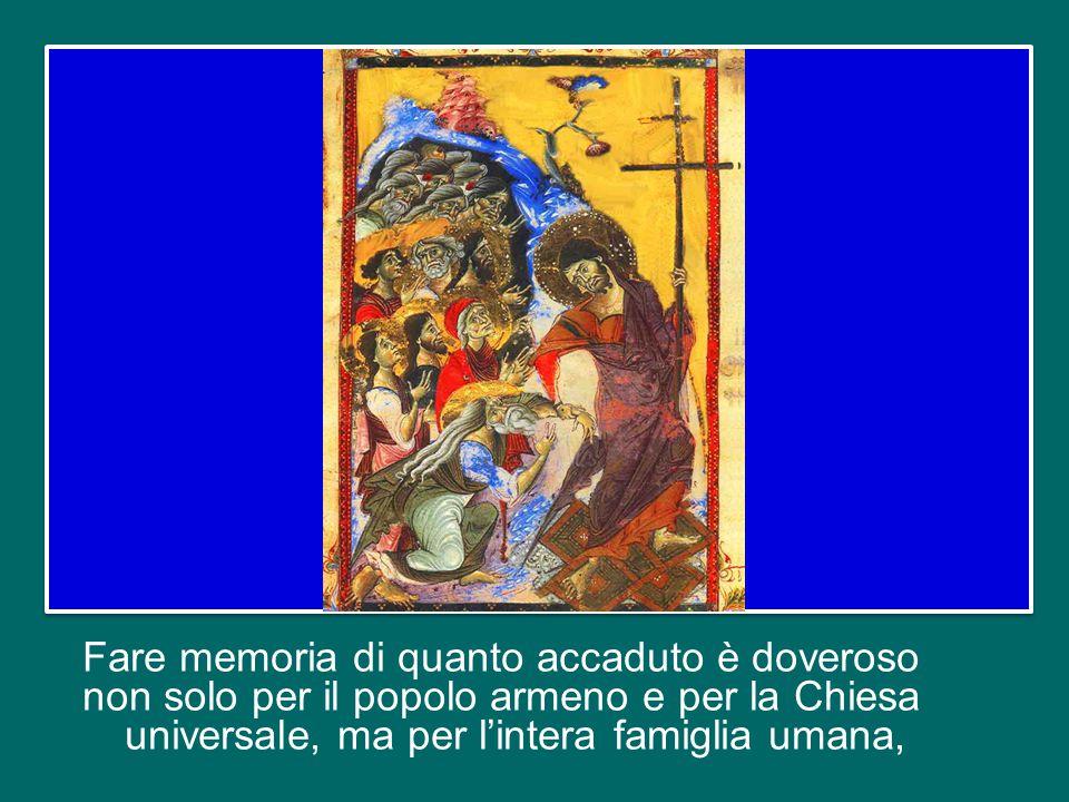 Il Papa Benedetto XV, che condannò come «inutile strage» la Prima Guerra Mondiale (AAS, IX [1917], 429), si prodigò fino all'ultimo per impedirlo, riprendendo gli sforzi di mediazione già compiuti dal Papa Leone XIII di fronte ai «funesti eventi» degli anni 1894-96.