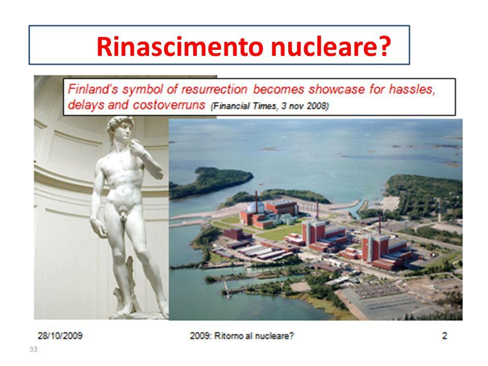 Rinascimento nucleare 33