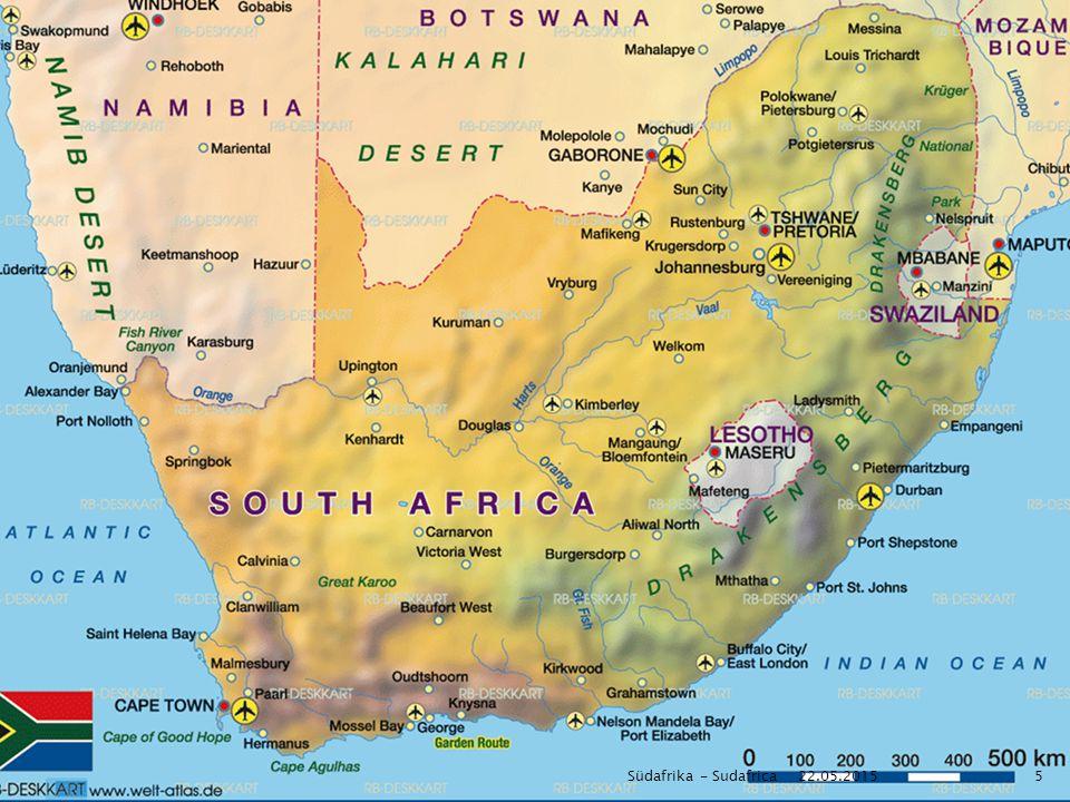 22.05.2015 Südafrika - Sudafrica5