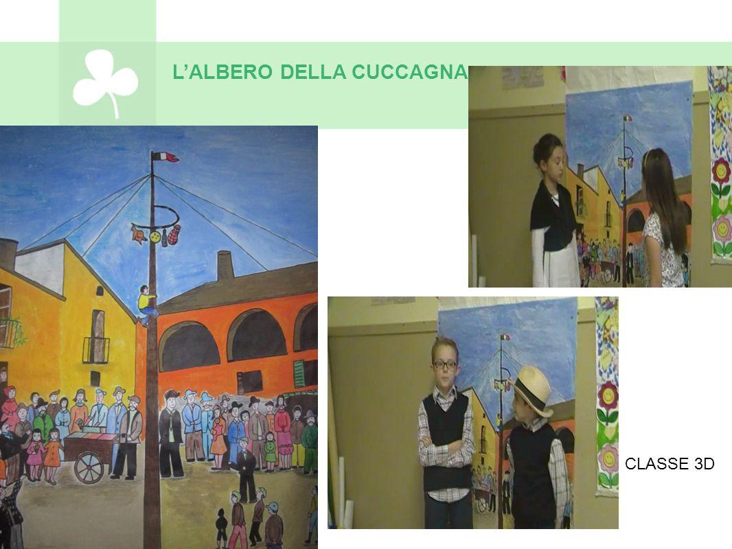 L'ALBERO DELLA CUCCAGNA CLASSE 3D