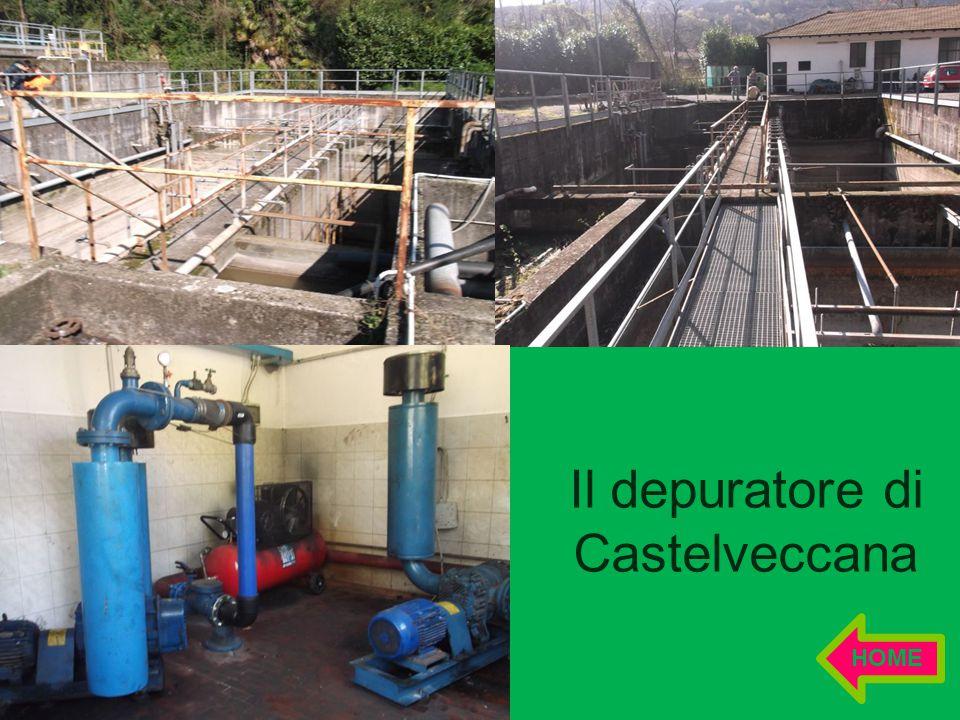 Il depuratore di Castelveccana HOME