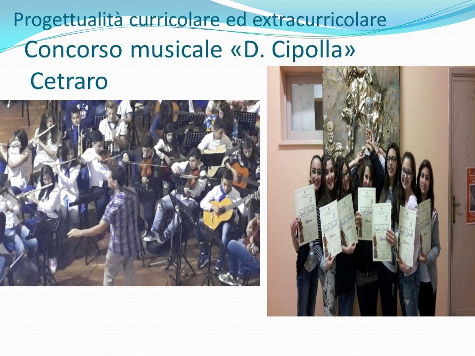 Concorso musicale «D. Cipolla» Cetraro