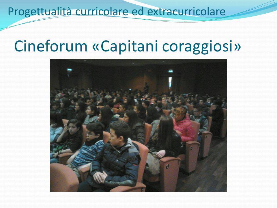 Cineforum «Capitani coraggiosi»