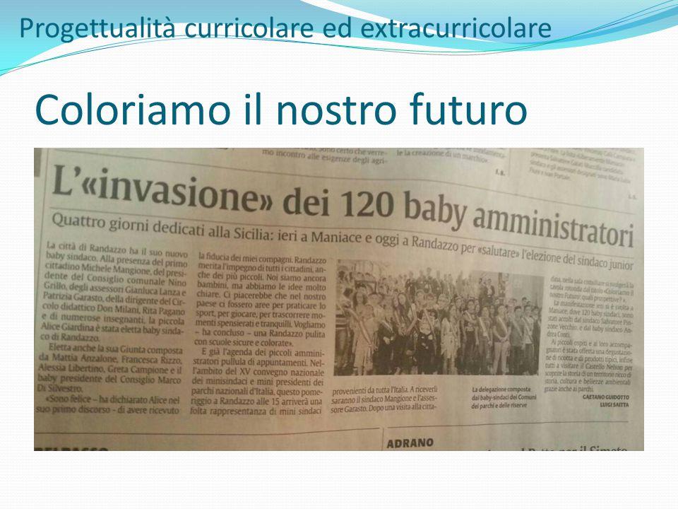Coloriamo il nostro futuro