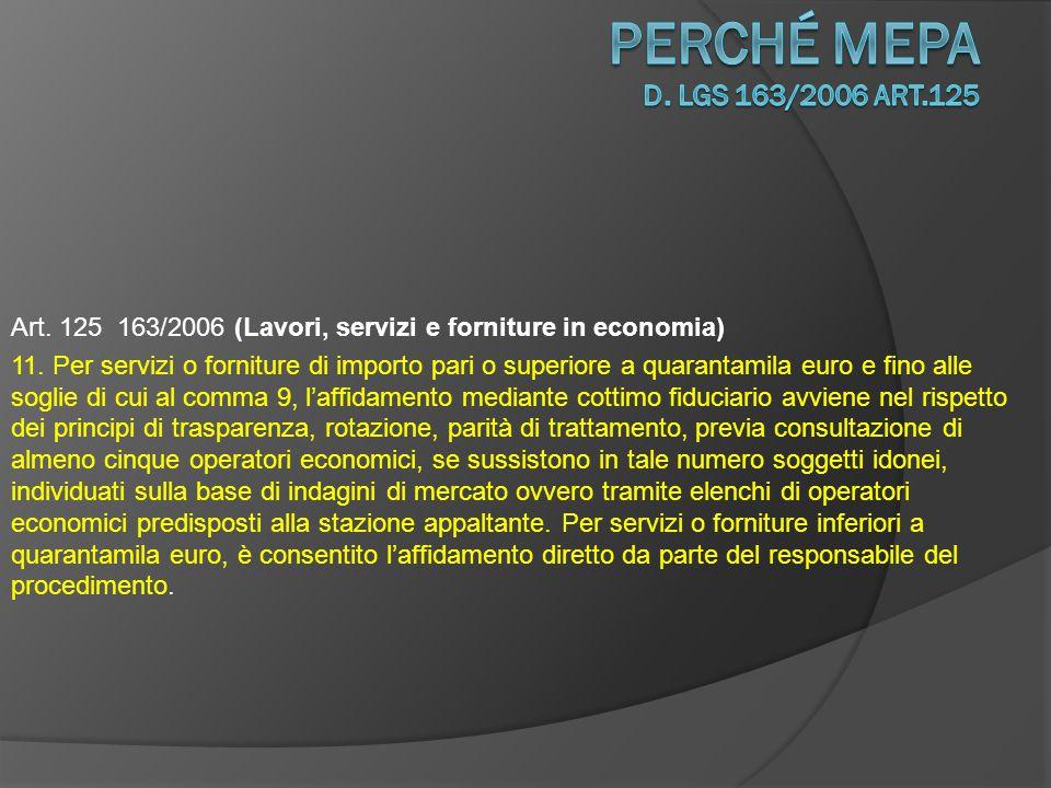 Il termine dilatorio Art.11. 163/2006 (Fasi delle procedure di affidamento) 10.
