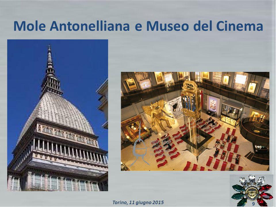 Mole Antonelliana e Museo del Cinema 9 Torino, 11 giugno 2015