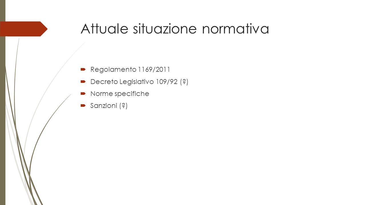 ARTICOLO N.39 - Disposizioni nazionali sulle indicazioni obbligatorie complementari  1.