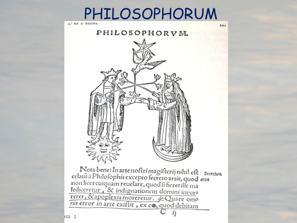 PHILOSOPHORUM