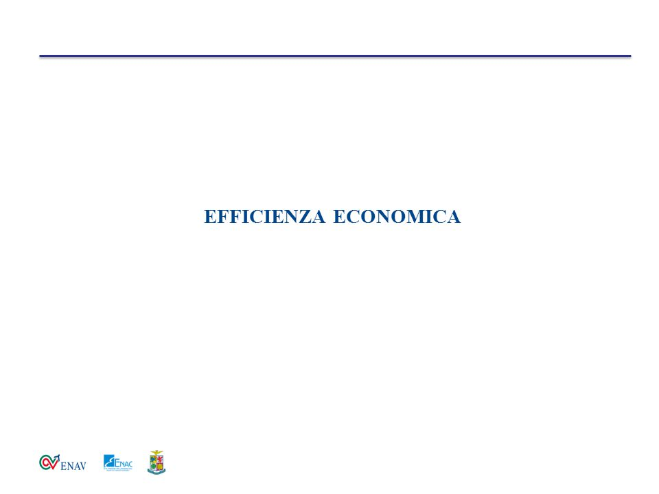 EFFICIENZA ECONOMICA