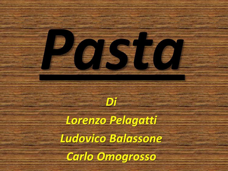 Pasta Di Lorenzo Pelagatti Ludovico Balassone Carlo Omogrosso