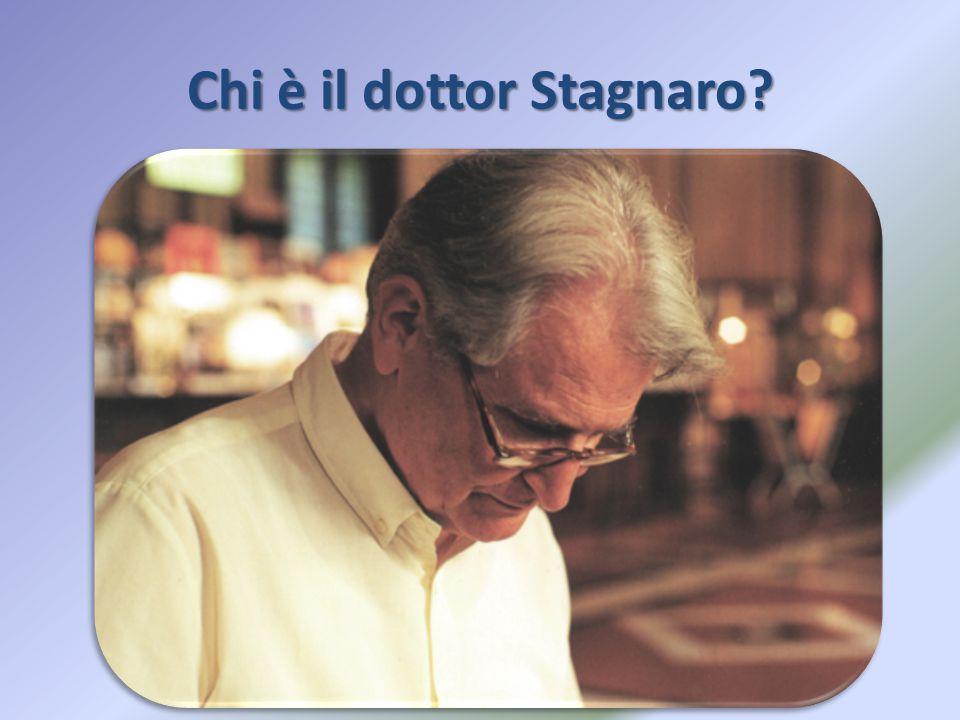 Sergio Stagnaro, nato il 7/12/1931 a Sestri Levante, laureato in Medicina e Chirurgia all'Università di Genova (1956), specializzato in malattie dell'apparato digerente, sangue e ricambio, presso l'Università di Pavia (1959).