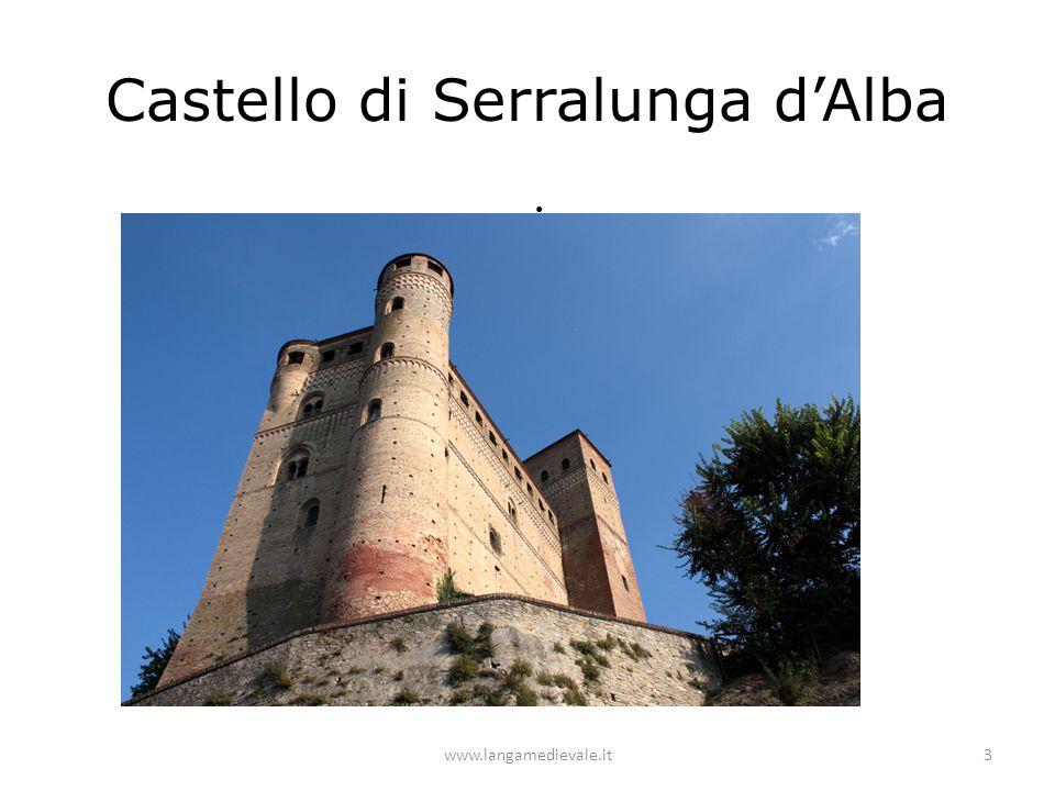 Castello della Volta - Barolo - Il complesso odierno è frutto di numerose fasi costruttive medievali e di interventi moderni per l'adeguamento alle funzioni rurali e residenziali.