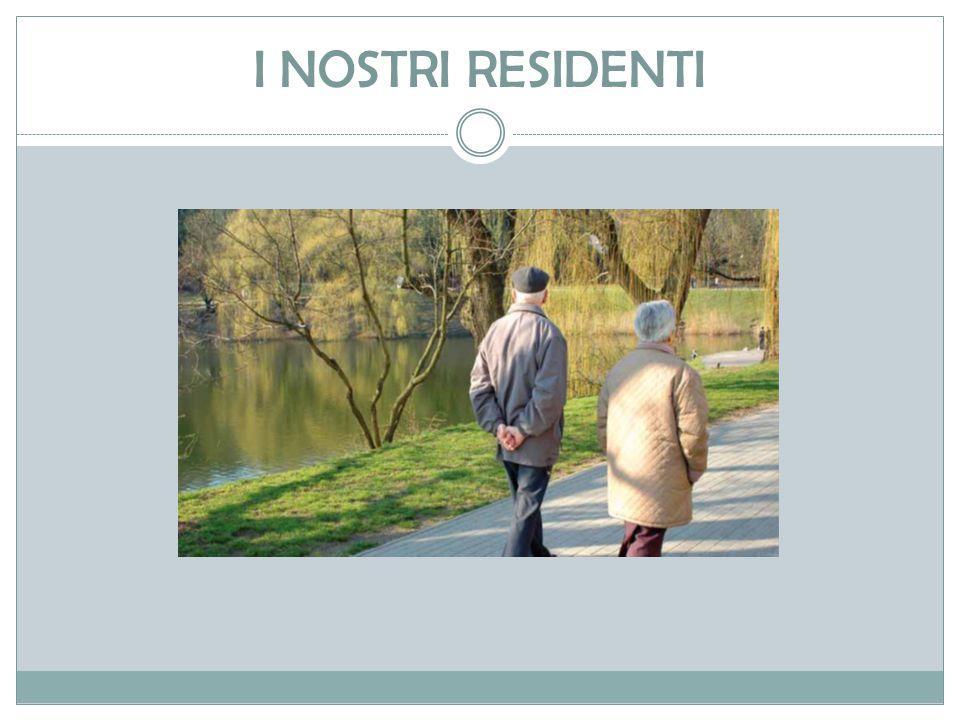 I NOSTRI RESIDENTI