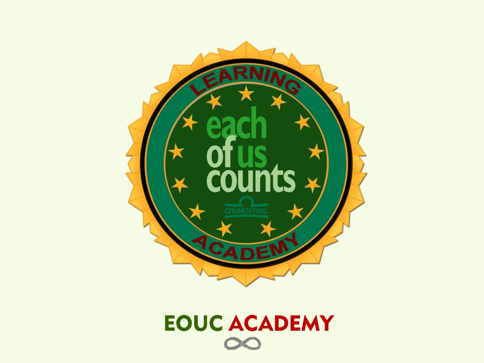 Communication strategy (pre evento) EOUC ACADEMY La strategia di comunicazione parte da un processo di ingaggio che anticipa l'evento preparando il pubblico al frame dell'Academy.