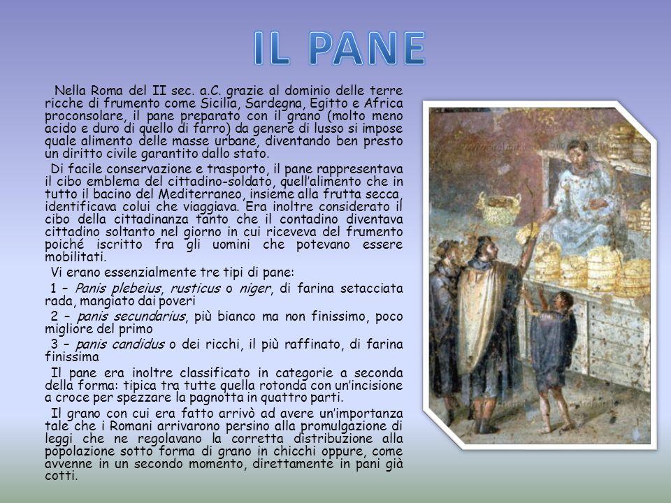 Nella Roma del II sec.a.C.