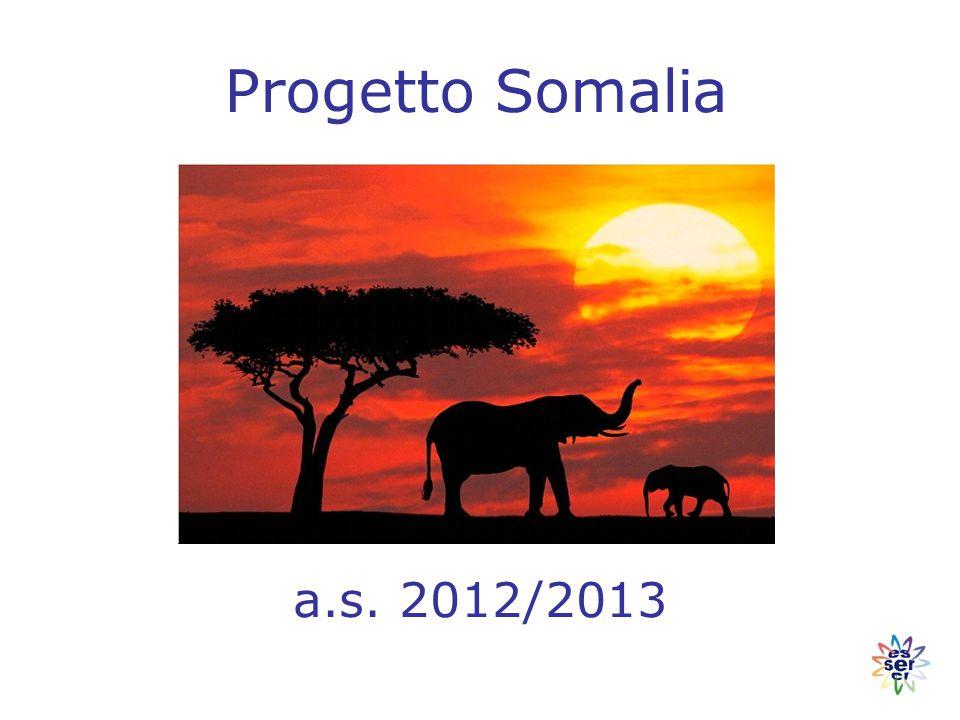 Progetto Somalia a.s. 2012/2013