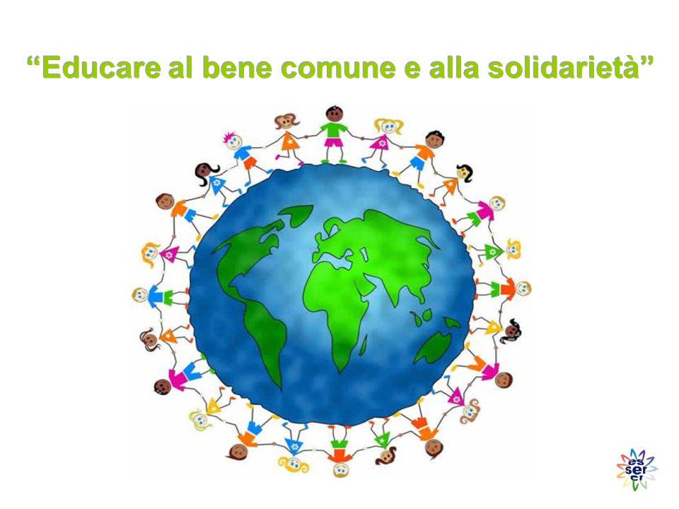 Educare al bene comune e alla solidarietà
