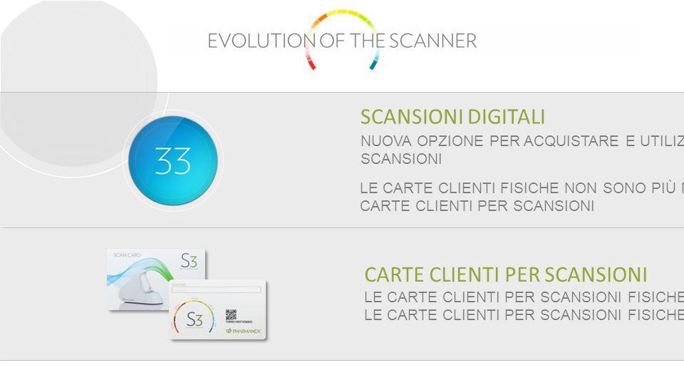 2 1 3 Lo stabilimento effettua la calibrazione dello Scanner usando gli stessi metodi seguiti per lo Scanner S2 Lo stabilimento effettua un controllo qualità di ogni Scanner Lo stabilimento spedisce lo Scanner al mercato