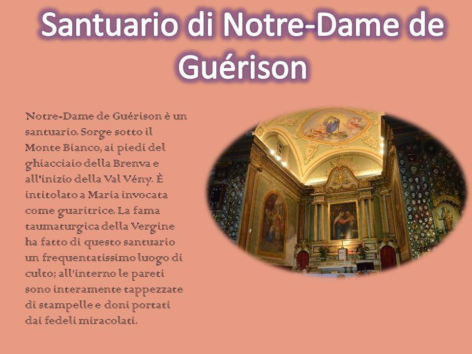Notre-Dame de Guérison è un santuario.