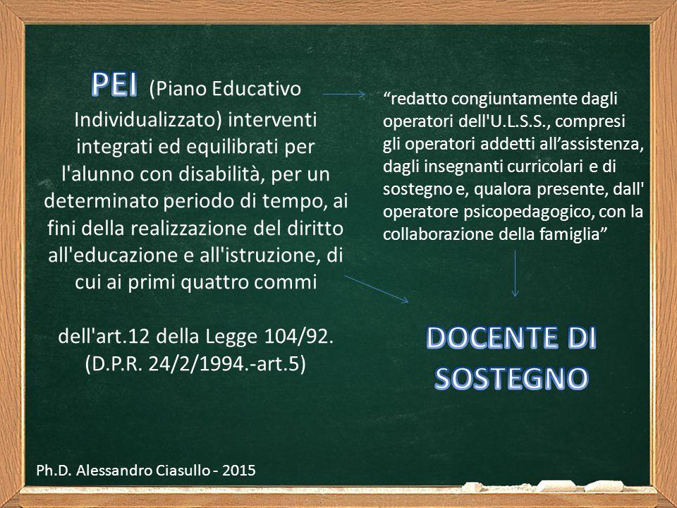 - La Legge 170/10: DSA e BES Norme in materia di disturbi specifici di apprendimento in ambito scolastico.