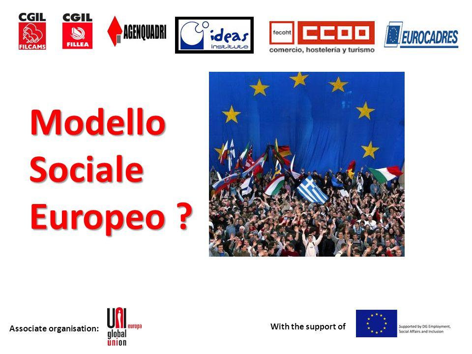 Associate organisation: With the support of Responsabilità sociale di impresa