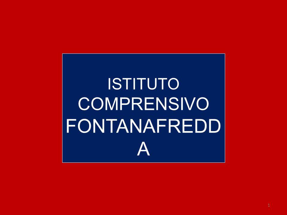 1 ISTITUTO COMPRENSIVO FONTANAFREDD A