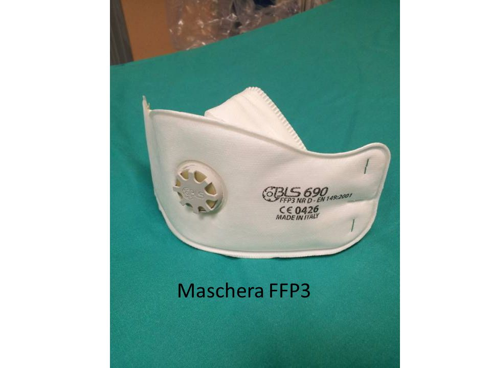 Maschera FFP3