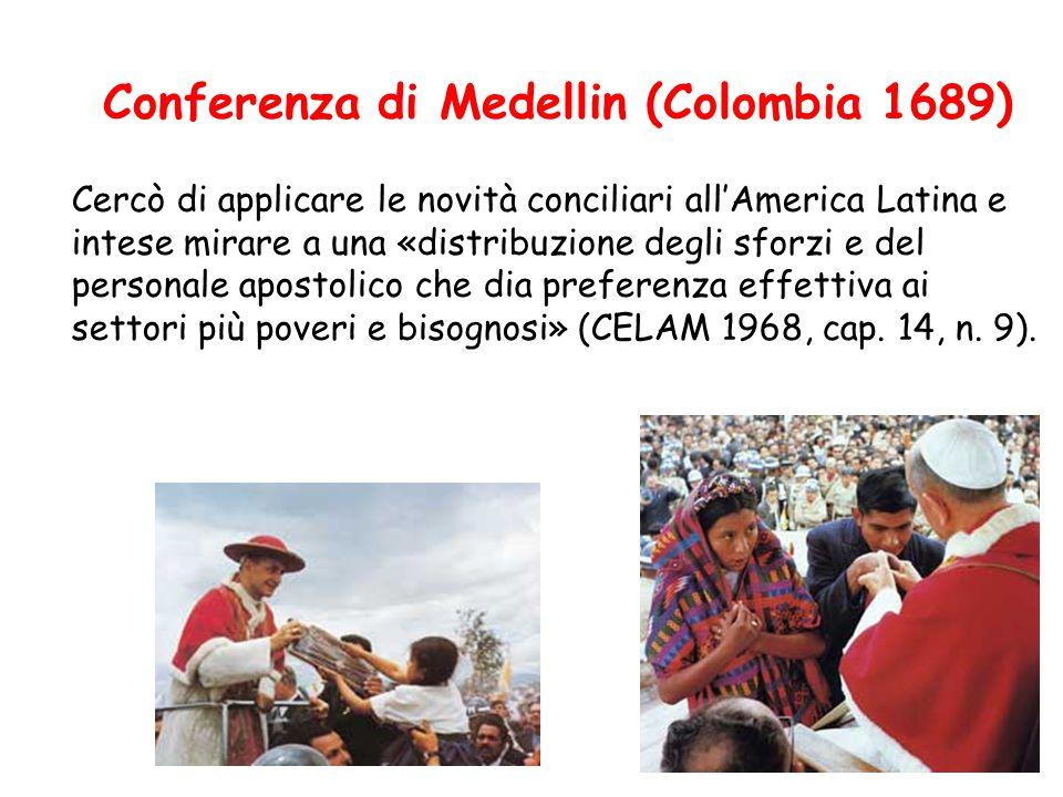 Cercò di applicare le novità conciliari all'America Latina e intese mirare a una «distribuzione degli sforzi e del personale apostolico che dia prefer