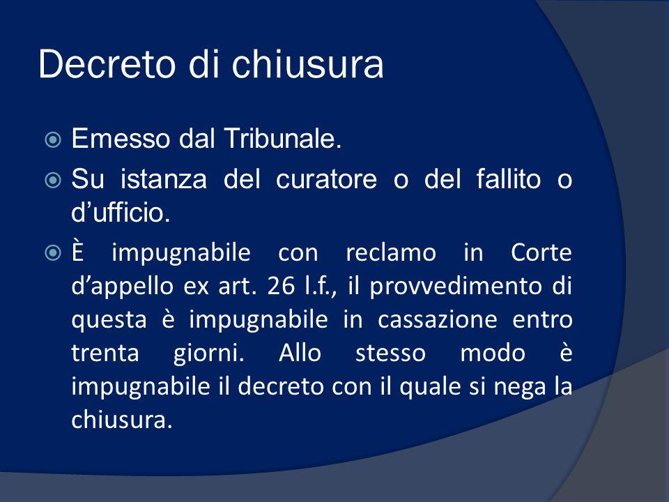 Suddivisione creditori in classi (1)  É possibile la suddivisione di creditori in classi secondo posizione giuridica ed interessi economici omogenei (art.