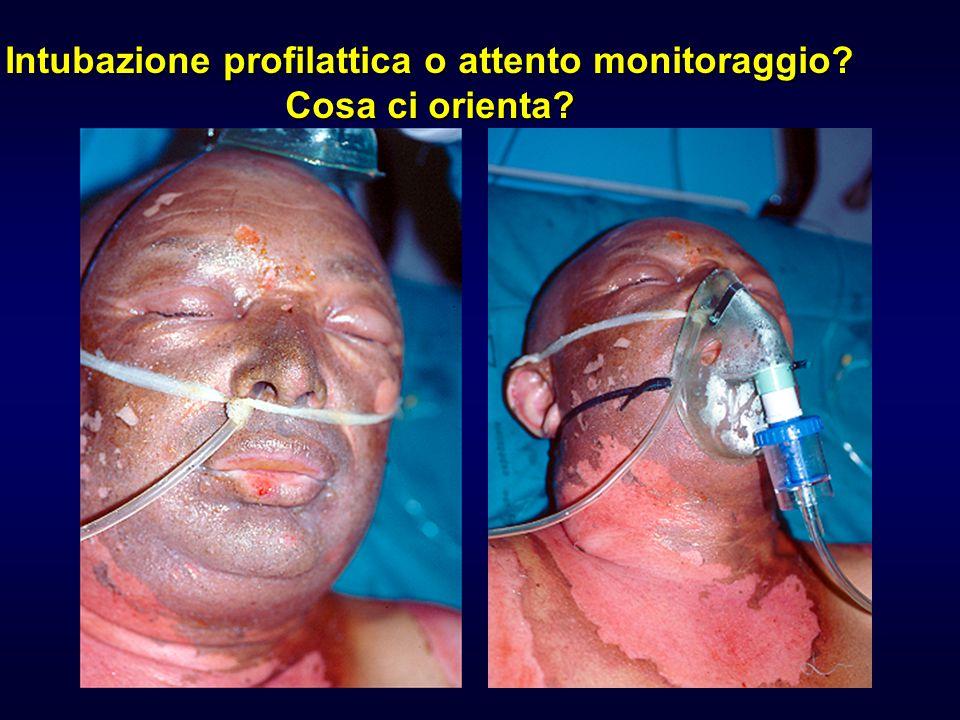 Intubazione profilattica o attento monitoraggio? Cosa ci orienta?