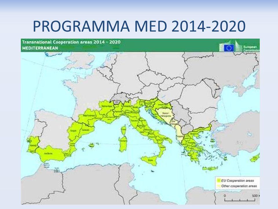 PROGRAMMA MED 2014-2020