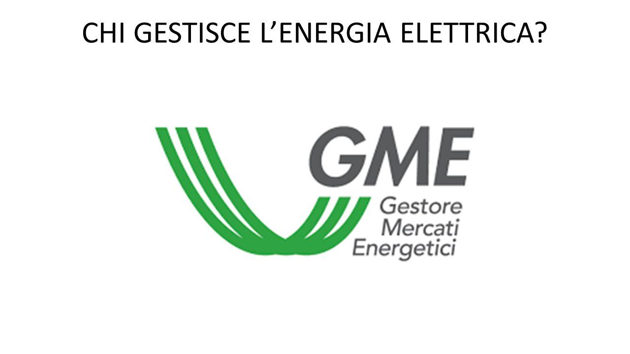 Il Gestore dei Mercati Energetici S.p.A.