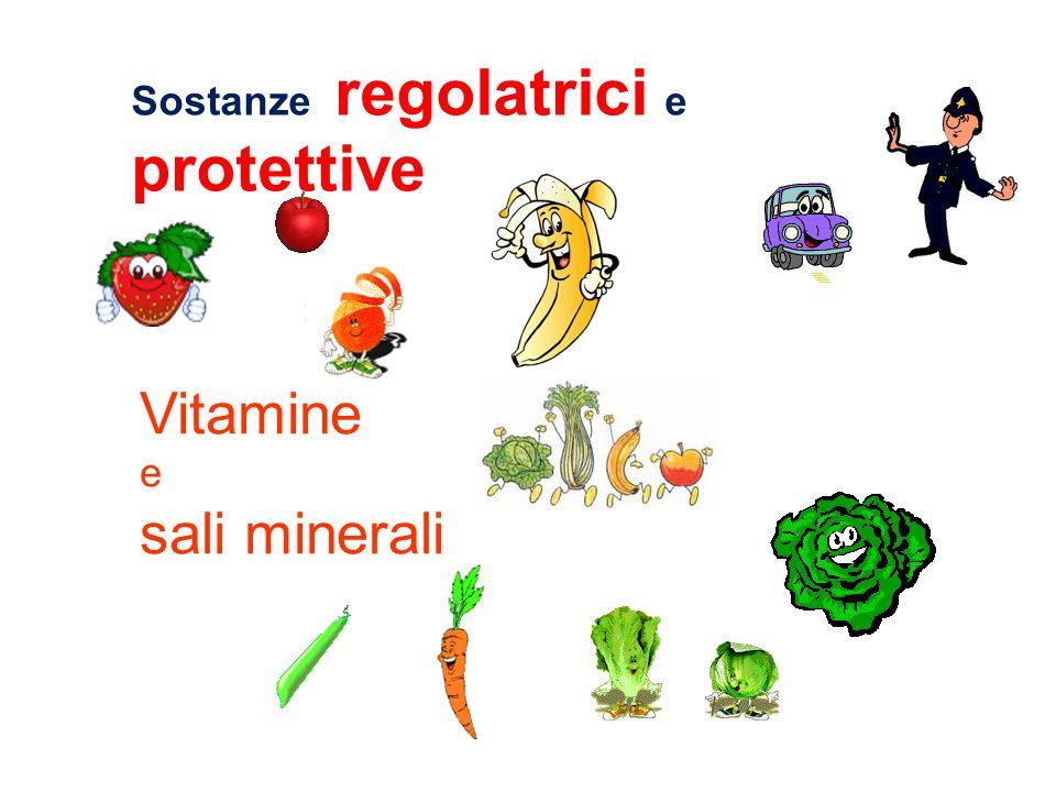 proteine Materiali nuovi per costruire e rifare quelli consumati.