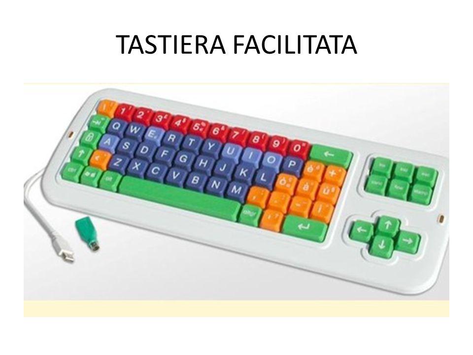 TASTIERA FACILITATA