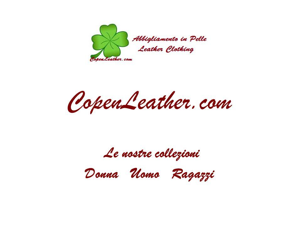 CopenLeather.com Le nostre collezioni Donna Uomo Ragazzi