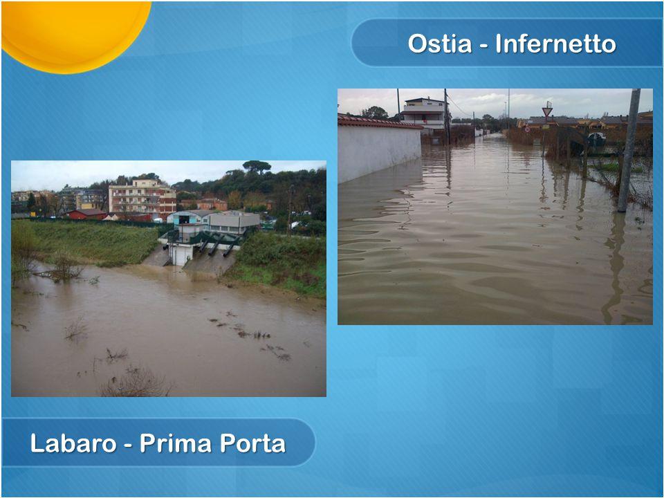 Ostia - Infernetto Labaro - Prima Porta