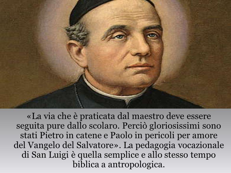 «La via che è praticata dal maestro deve essere seguita pure dallo scolaro. Perciò gloriosissimi sono stati Pietro in catene e Paolo in pericoli per