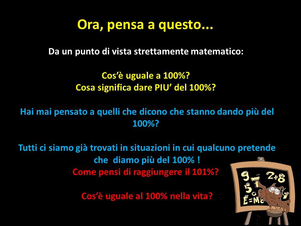 1 x 1 = 1 11 x 11 = 121 111 x 111 = 12321 1111 x 1111 = 1234321 11111 x 11111 = 123454321 111111 x 111111 = 12345654321 1111111 x 1111111 = 1234567654321 11111111 x 11111111 = 123456787654321 111111111 x 111111111 = 12345678987654321 Guarda che simmetria:
