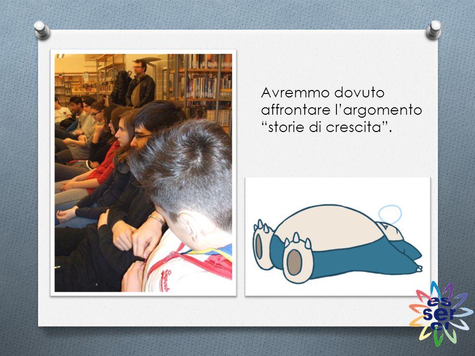 Invece ci siamo ritrovati ad ascoltare la lettura di libri a tema la lettera … in compagnia della 2ªB… Che divertimento!