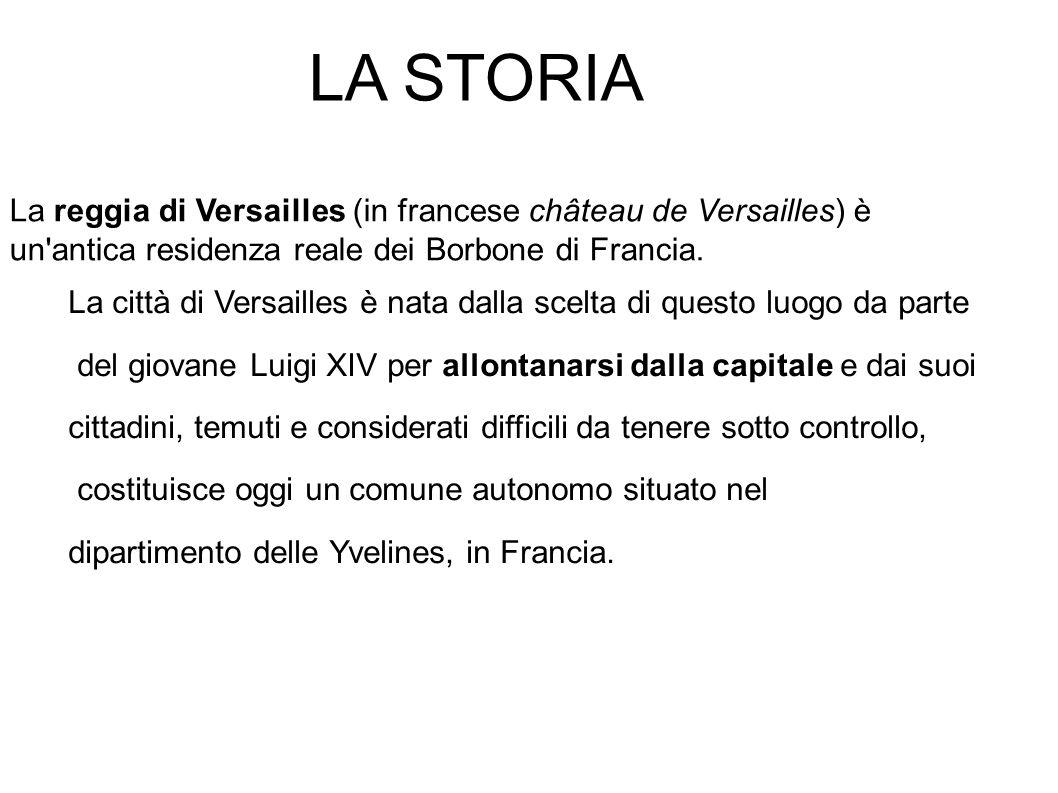 Luigi XIV e Versailles...