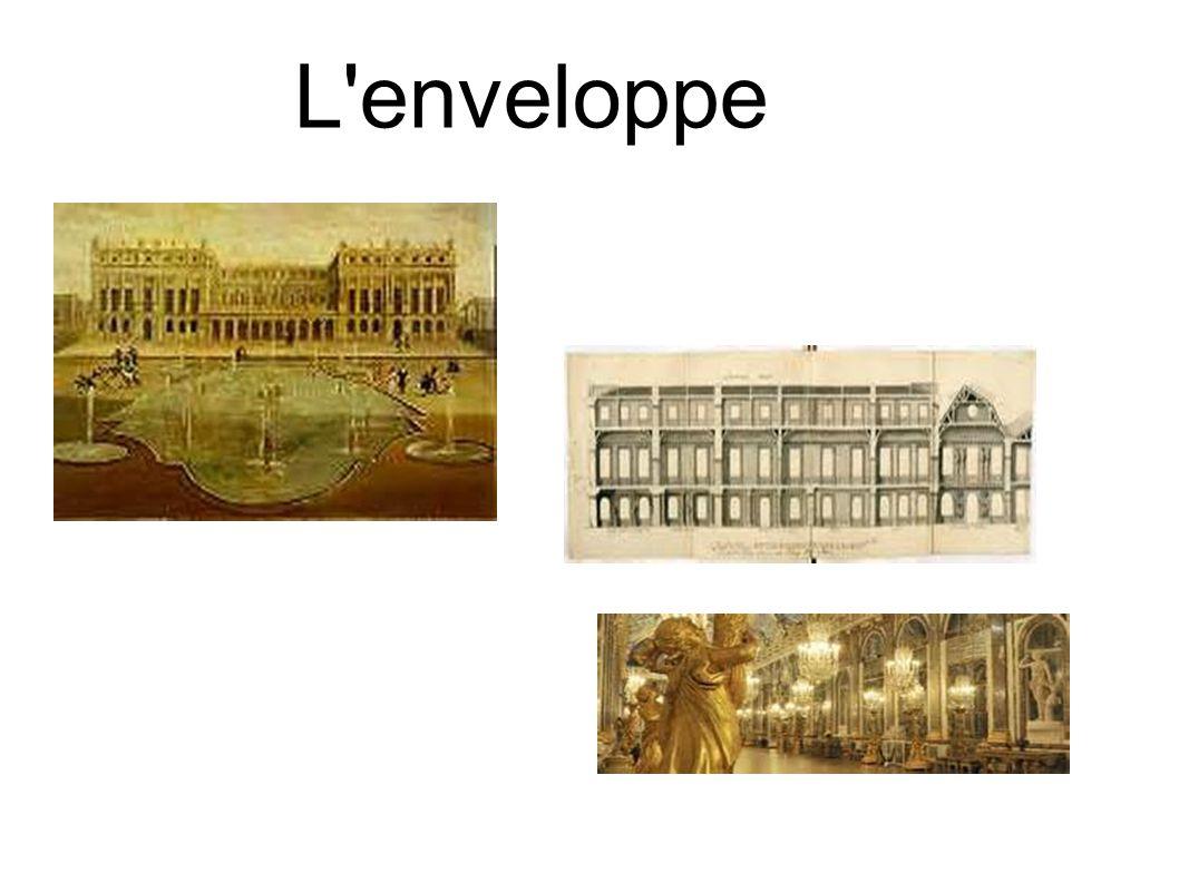 IL TRIANON Nel 1670, Luigi XIV decise di far demolire il villaggio di Trianon, a nord ovest del parco di Versailles, per costruirvi un edificio che gli consentisse di isolarsi dalla corte.