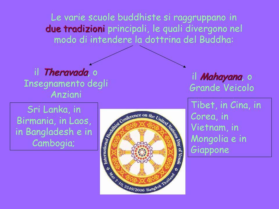 La letteratura buddista attribuisce la nascita del movimento al principe indiano Siddartha, poi conosciuto col nome di Gotama, che sarebbe vissuto nel VI secolo a.C (pare sia nato intorno al 536 a.C.