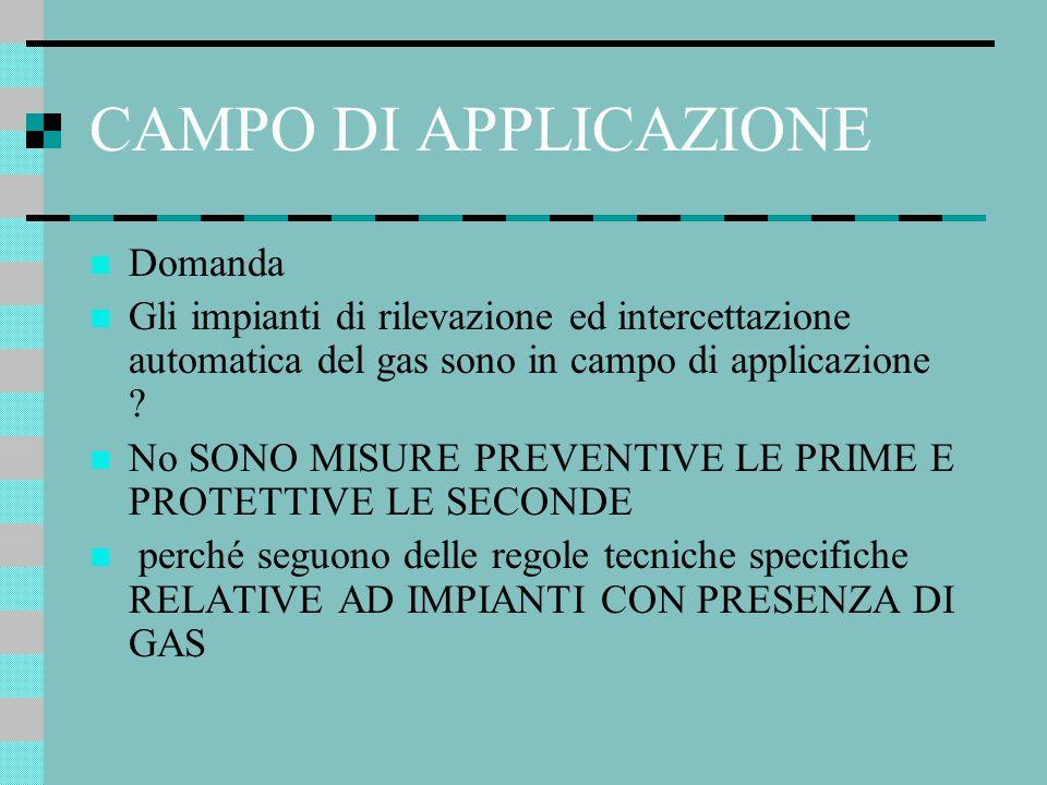 IMPIANTI SPRINKLER REGOLAMENTATI DA SPECIFICHE DISPOSIZIONI DI PREVENZIONE INCENDI DM 27/07/2010 ATTIVITA' COMMERCIALI IMPIANTO SPRINKLER IN : DEPOSITI CON SUPERFICE > A 1000 mq O CARICO D'INCENDIO SUPERIORE A 600 MJ/mq SUPERFICIE SUPERIORE A 5000 mq ALIMENTAZIONE SINGOLA SUPERIORE DM 17/07/2014 AEREO STAZIONI IMPIANTO SPRINKLER IN : LOCALI CON SUPERFICIE SUPERIORE A 100 MQ E CARICO D'INCENDIO SUPERIORE A 600 MJ/mq
